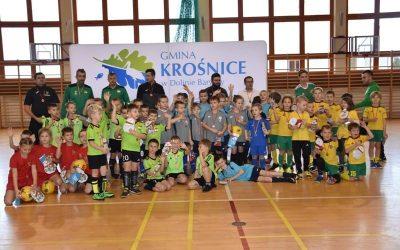 Mikołajkowy Turniej Piłki Nożnej w Krośnicach