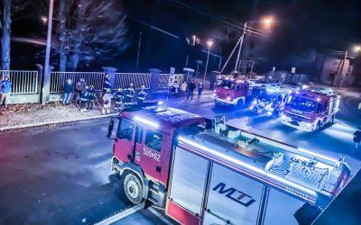 Nowy Wóz strażacki w Wierzchowicach