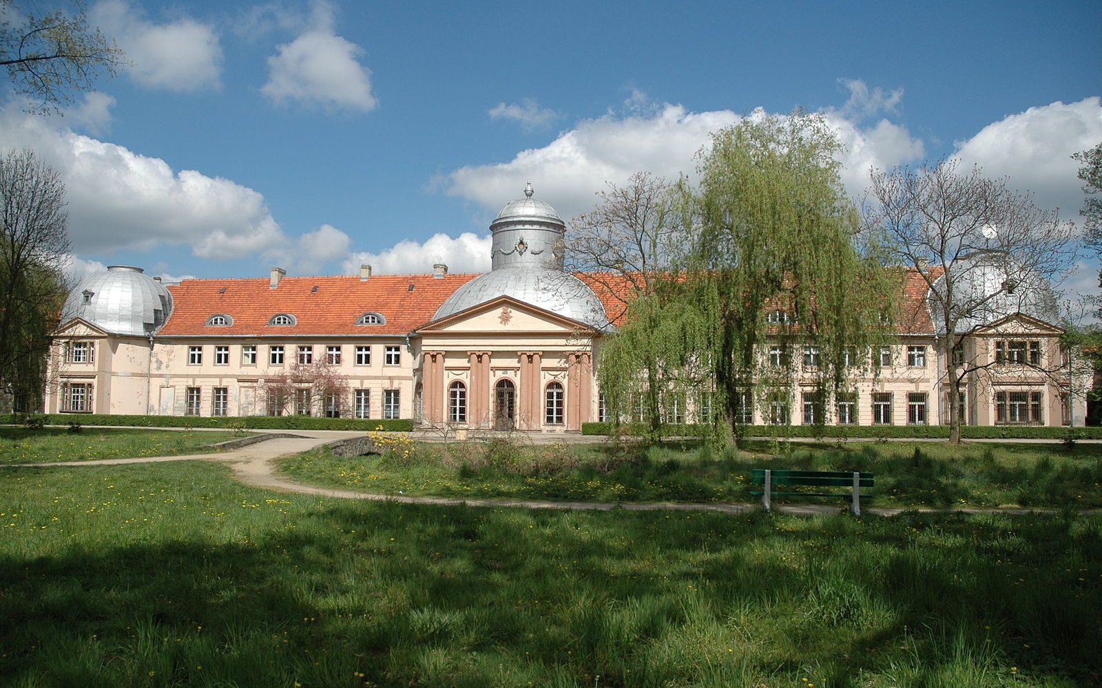 Pałac wMiliczu