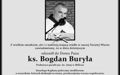 ks. Bogdan Buryła