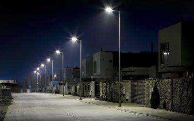 oświetlenie gmina Milicz