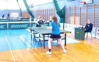 Zawody Milicz ping pong
