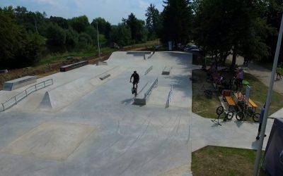 Skatepark Milicz