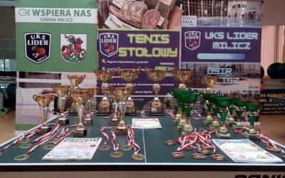 Turniej Tenisa Stołowego Kąpielisko Karłów