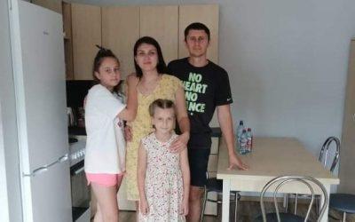Rodzina Białoruś Milicz