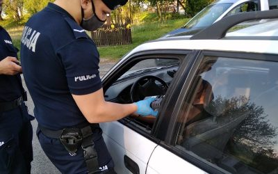 Policja Milicz Akcja Trzeźwość
