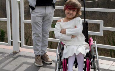 Dziecko na wózku