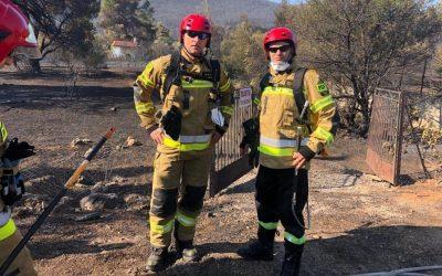 Strażacy z Milicza