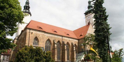 kościół Złotoryja