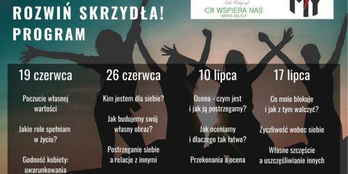 Warsztaty Rozwojowe dla Kobiet
