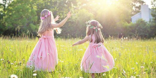 Dzieci tańce